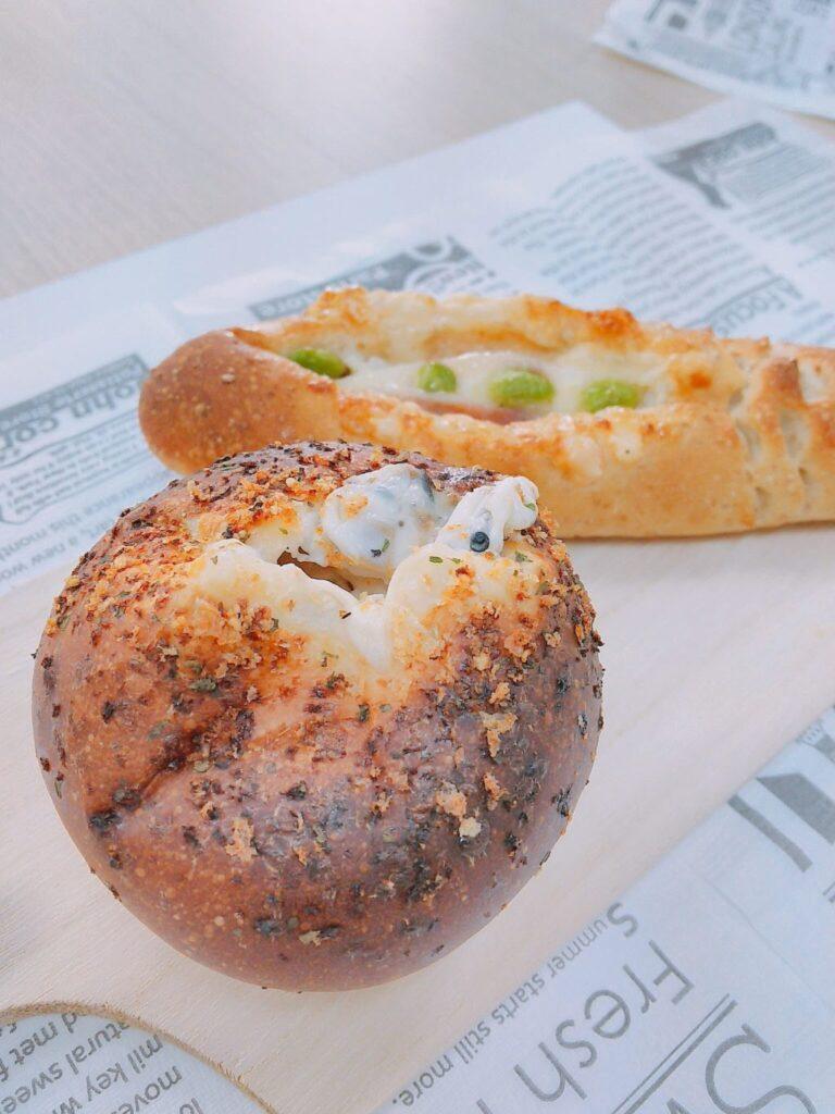 お惣菜パン