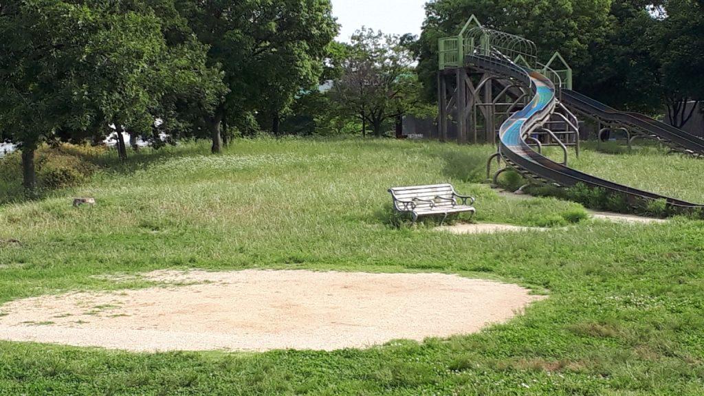 2021.春頃新設予定?】堺市西区・家原大池公園に新しい遊具ができる ...