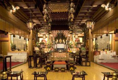 【富田林市】瀧谷不動明王寺  荘厳な本堂で七五三参り 今年は開創1200年節目の年: