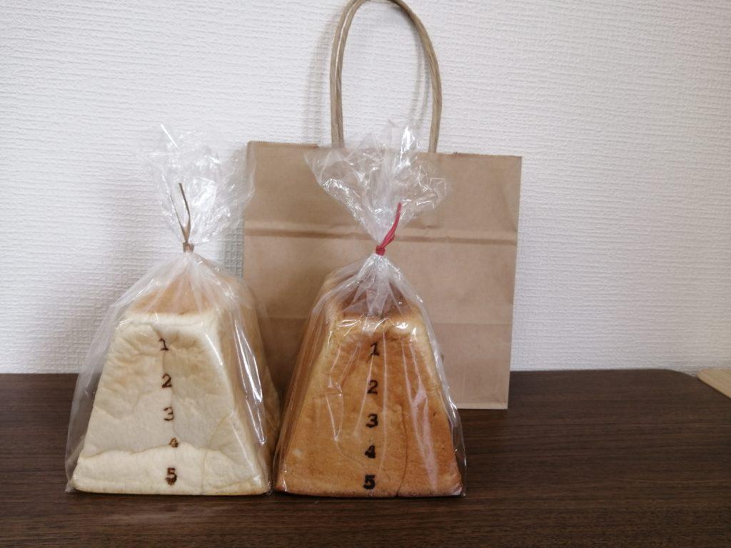 さかにゅー 堺食パン