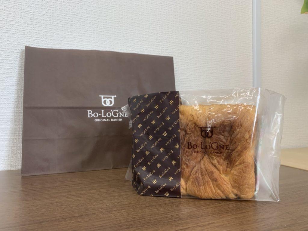 ボローニャ食パン