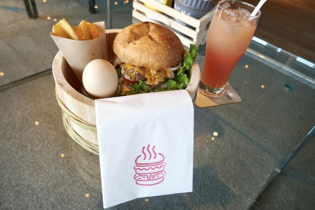 堺市 堺区 ハンバーガー