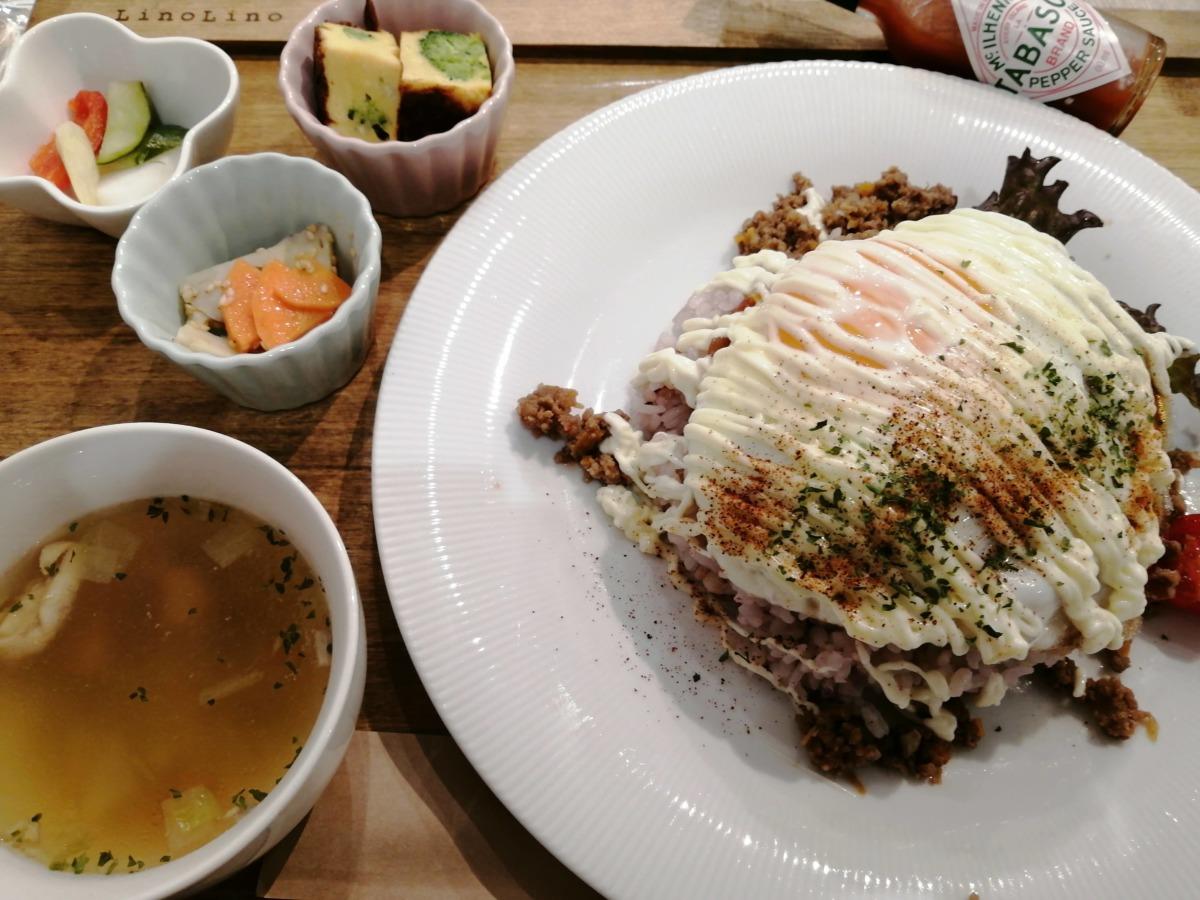 【祝♡オープン1周年】堺区♡みんなに愛されるカフェ『home cafe LinoLino』で定番ランチを食べてきたよ~!: