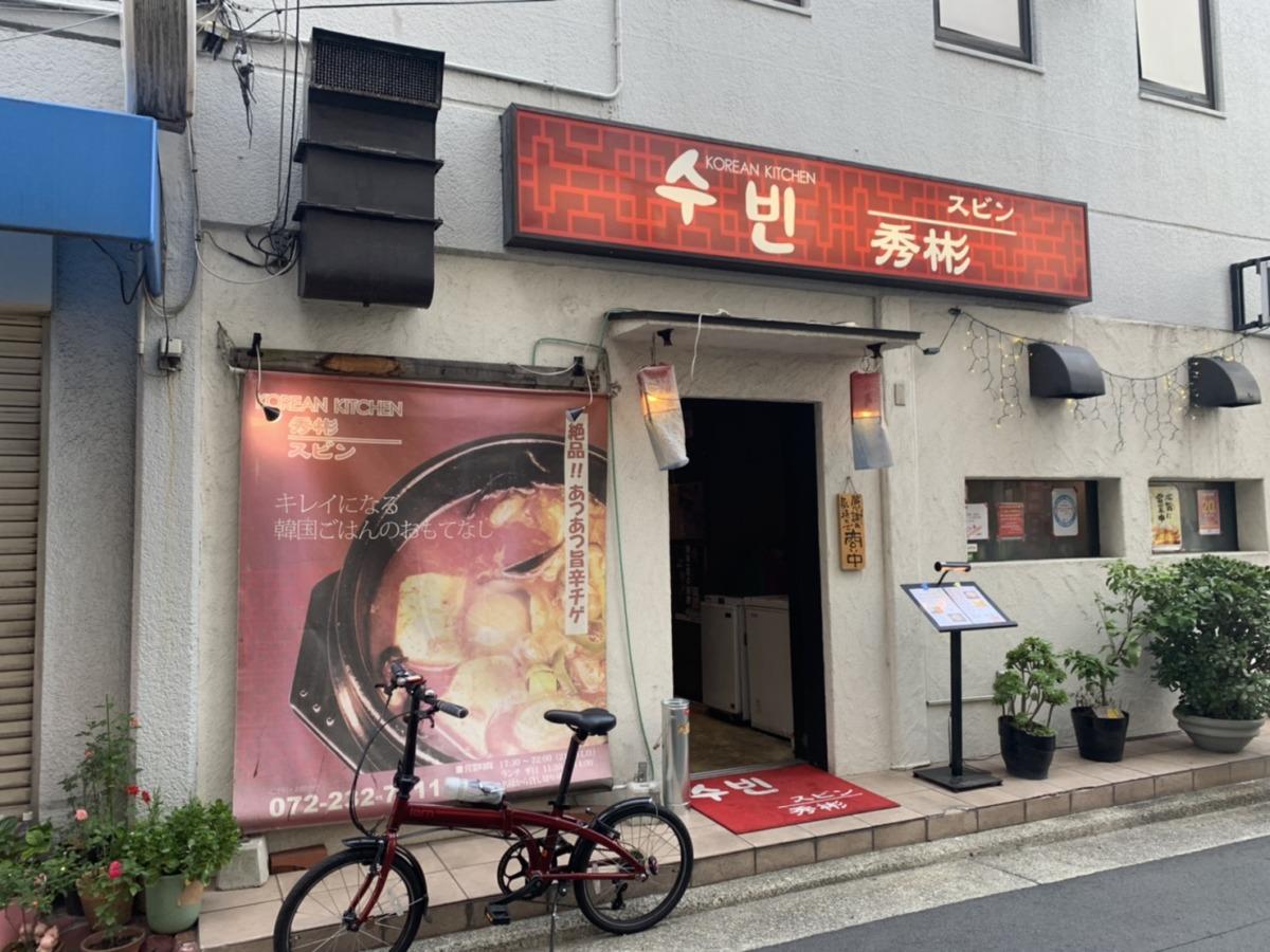 【2020.10/31一旦営業終了!】堺区・堺東にある『コリアンキッチンスビン 堺東店』がお引っ越し!現店舗での営業は今月末まで!!: