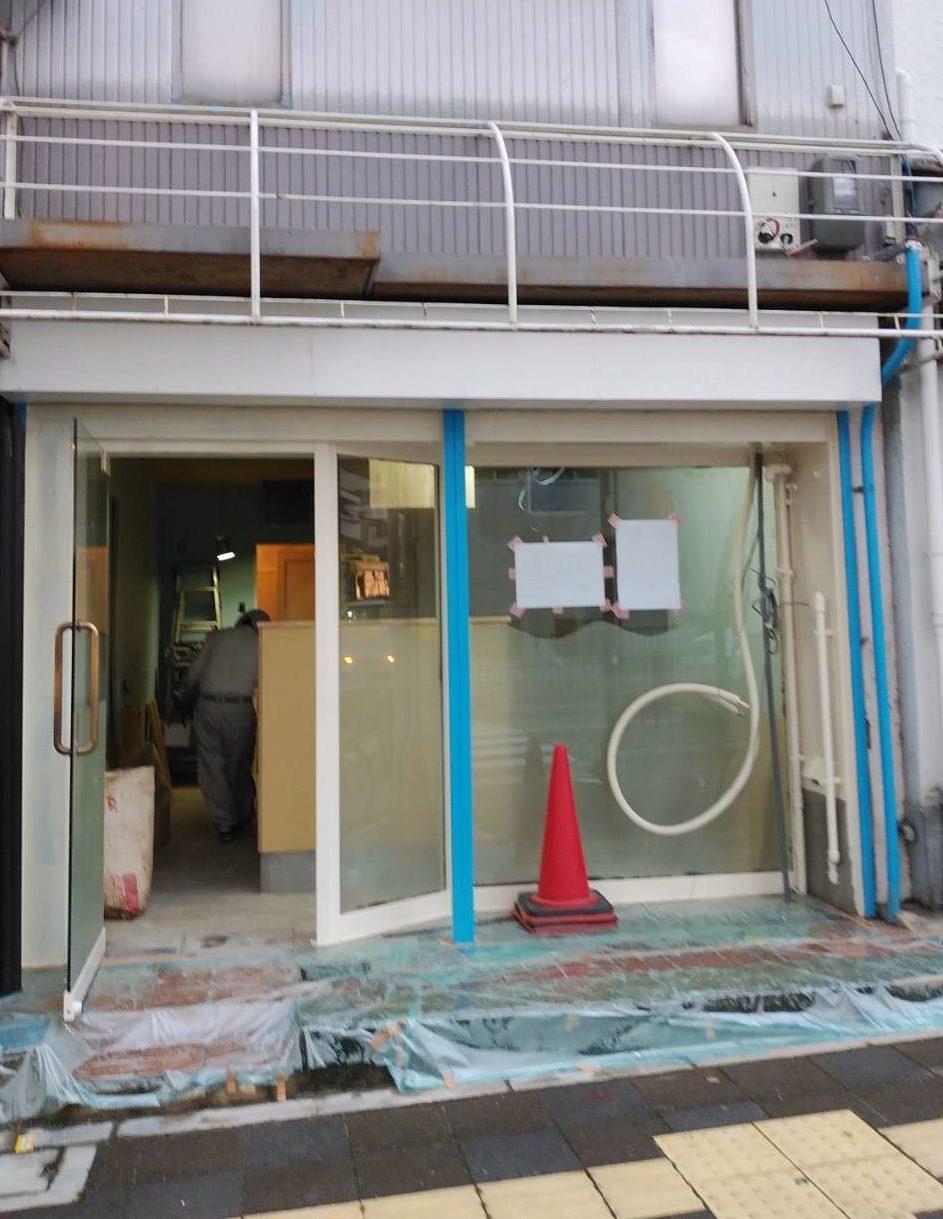 【2020.11月上旬オープン予定】堺市西区・オープン間近かっ!鳳駅前のとりしん横に工事中の店舗は。。。: