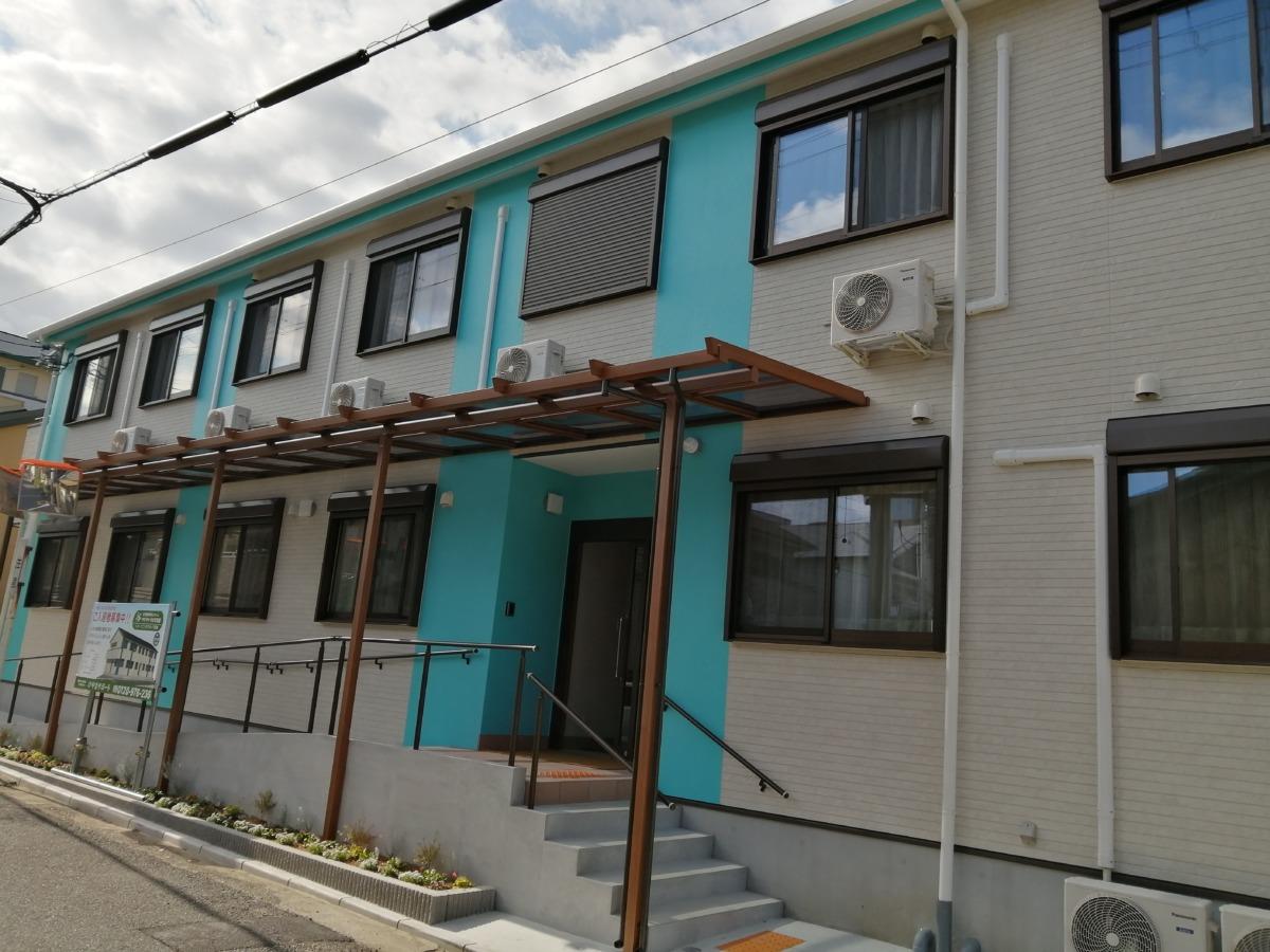【2020.10/6頃オープン】堺区・24時間365日の充実したサポート体制☆住宅型有料老人ホーム『けやきハウス2号館』がオープンしていました: