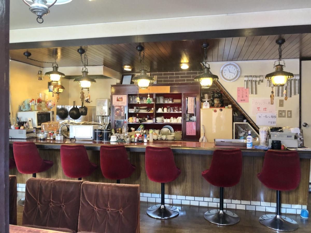 昔ながらのレトロな純喫茶☆カウンターもガラスランプも映える『喫茶 セピア』でゆったりとモーニング♬【純喫茶特集@堺市北区】: