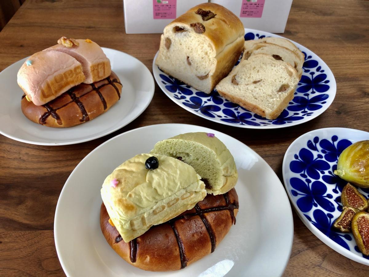 鉄道ファン&女性や子供の心をわしづかみ!!三代目が作るチン電沿線『マルミベーカリー』の人気のパン達♡【堺・南河内のおすすめ手土産特集】: