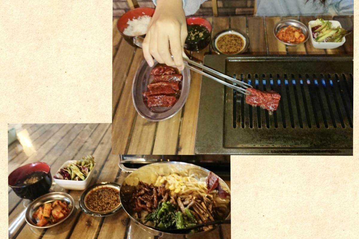 【祝★一周年】富田林市『焼肉まるかわ』さんで「ビビンバ&はらみ焼肉ランチ」をいただいてきました~!: