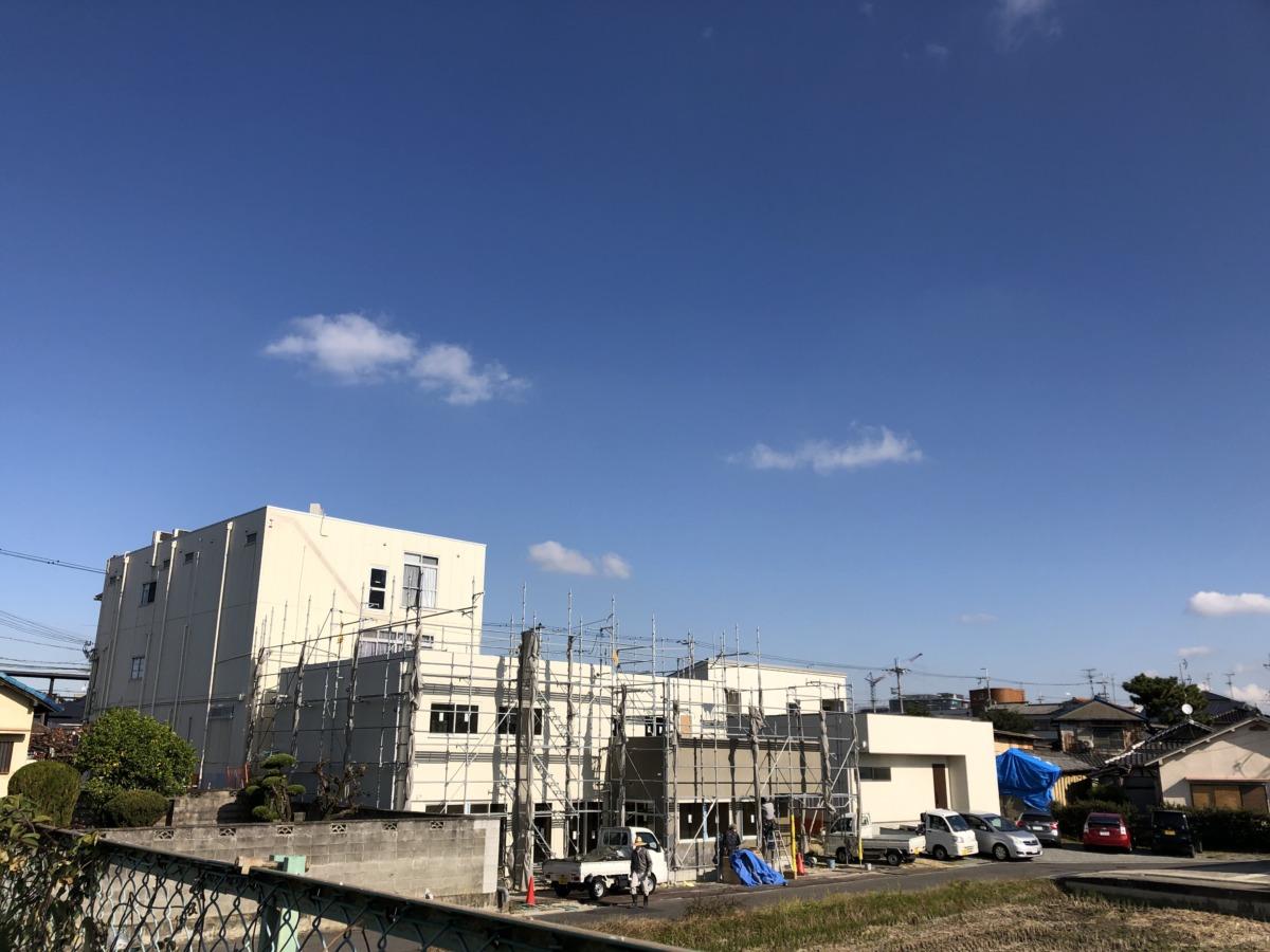 【2021.1月開園予定】堺市中区・イズミヤ泉北店の近くに『ガジュマル保育園』ができるみたい!: