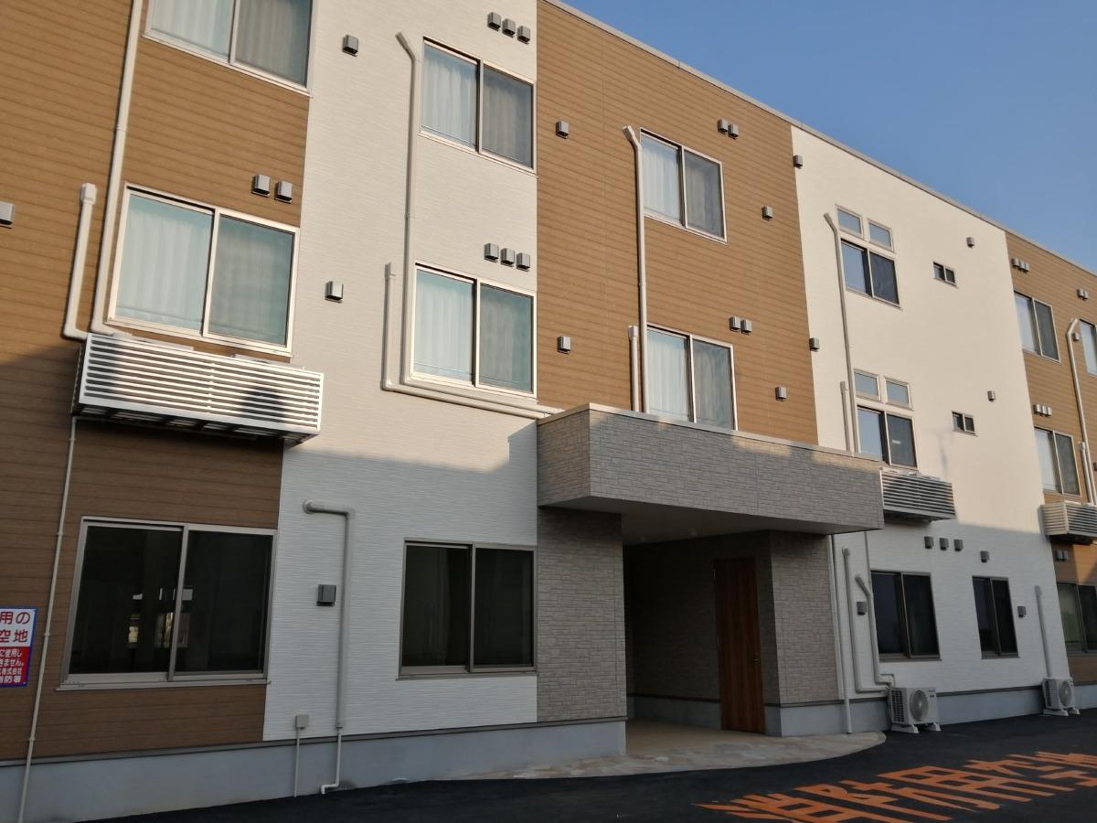 【2020.12月上旬オープン予定】堺市中区深井東町・サービス付き高齢者向け住宅『結いの苑 深井』がオープンするみたいです: