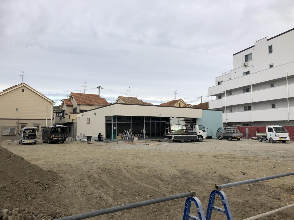 【2021.1月オープン!?】堺市中区・業務スーパー堺学園町店の近くに『セブンイレブン』ができるみたい!: