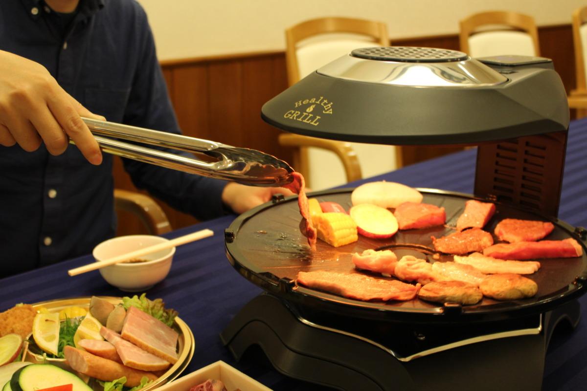手軽におうち焼肉が楽しめる!『メイプルキッチン』の本格焼肉パーティ!無煙ロースター無料貸出も: