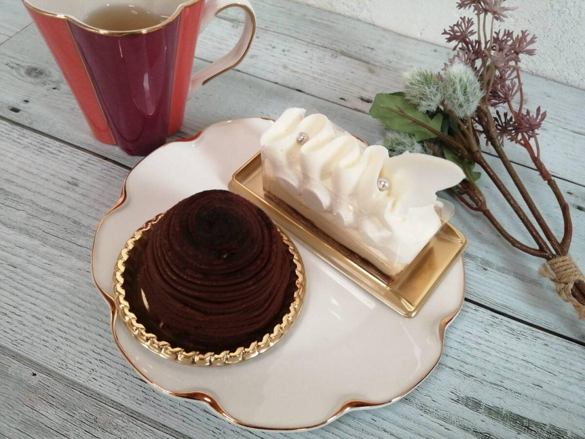 【祝♡オープン1周年】堺市美原区・赤い看板が目印の可愛いケーキ屋さん『パティスリーラ・トルチュ』でテイクアウトしてきましたよ~♪: