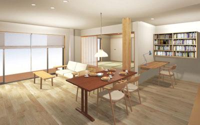 【株式会社コアー建築工房】建物完成見学会「世代を超えて、住み継がれる家~住宅再生~」: