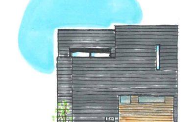 【HOUSECODE】スタッフのお家 完成見学会「プライベートを楽しむ、2階リビングの家」:
