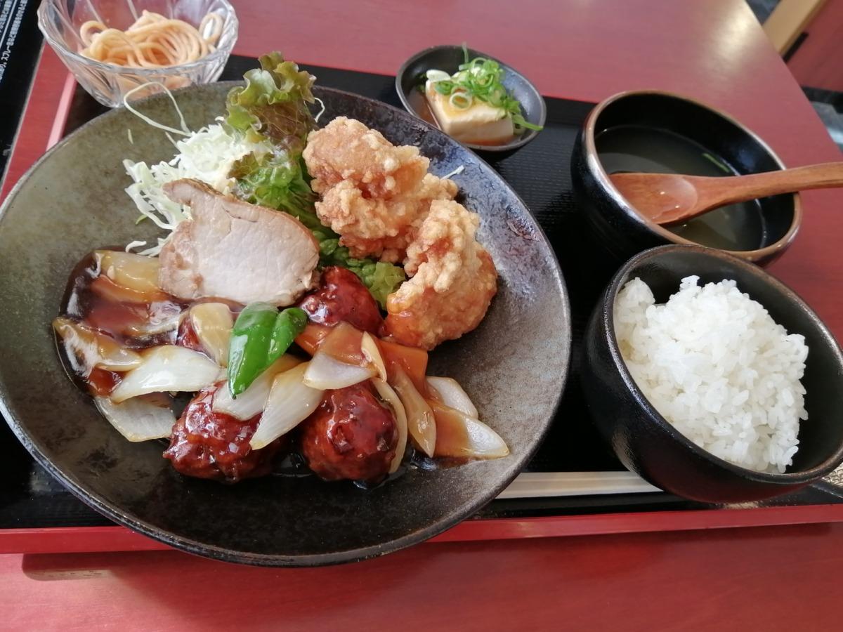 【祝☆オープン1周年】御陵通り・からあげ専門店『とりの』のルーツがここにっ!『中華料理 秀秀』で人気のランチを食べてきたよ♪: