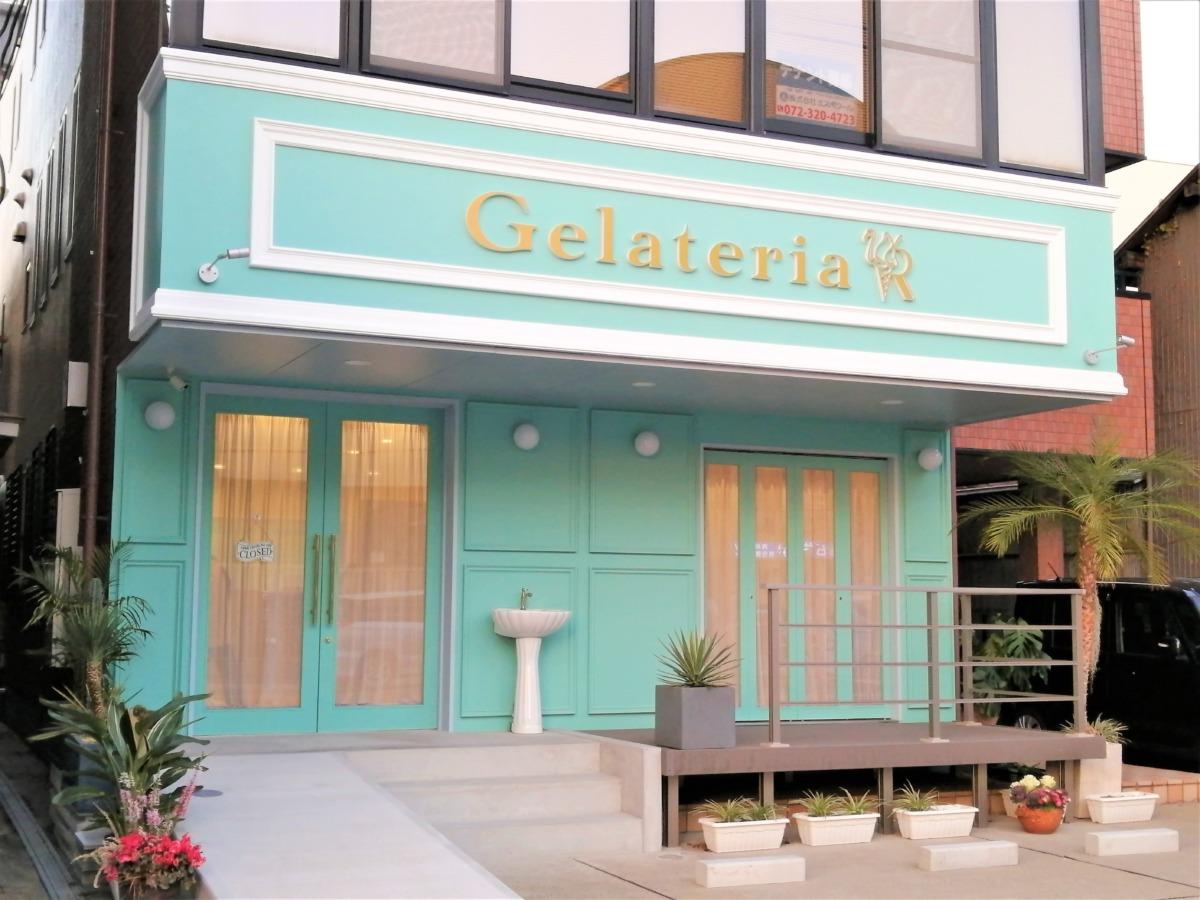 【オープン日判明!!】堺区・御陵通りにオープン予定のカワイイ♡ジェラート屋さん『Gelateria R . sweets&cafe』のオープン日は。。。!: