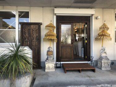 【2021.2/9オープン♪】堺市南区・釜室にアジアンな空間広がるカフェ♡『MANJA CAFE』がオープンするみたい!:
