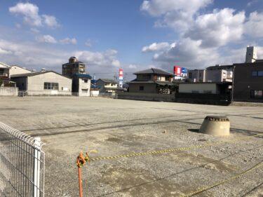 【新店情報!!】富田林市「コスパ富田林」の跡地にできるのはあのお店っ!!: