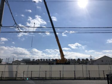 【2021.5月オープン予定】藤井寺にでっかく『(仮称)ドラッグコスモス川北店』がオープンするみたい!: