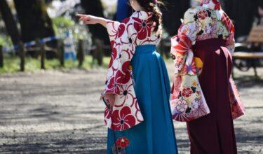 卒業袴の予約受付中!サンパレス2Fのレンタル衣裳【コスチュームサロン】: