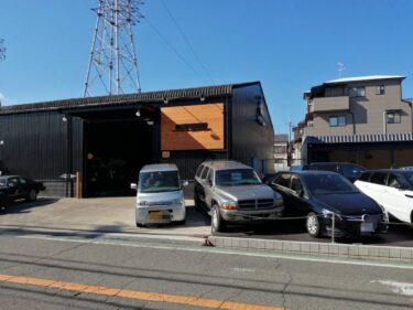 【2021.2/13リニューアル】カッコいい車たちがずらりとお目見え♪大阪狭山市『CRAFT SQUARE(クラフトスクエア)』で拡張工事を終えられました!: