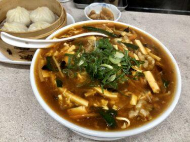 すっぱ!辛!うま!台湾料理『かつ㐂(かつき)』でこの道40年のベテラン職人さんが作る「酸辣湯麵」を食べてきたよ〜♫@中百舌鳥【ついつい食べたくなる辛い物特集】: