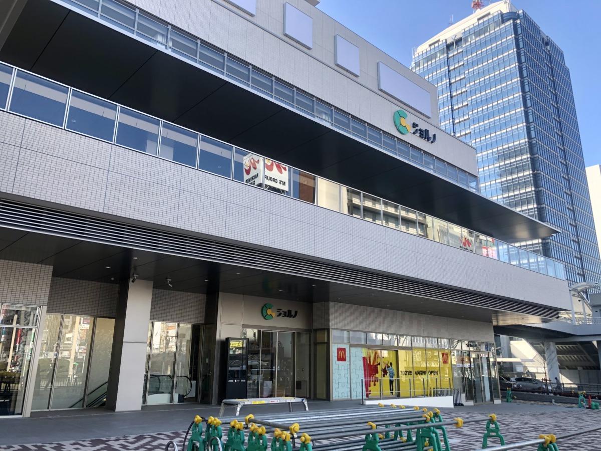 【新店情報】堺区・堺東駅前の「ジョルノビル」にコンビニもオープンするみたいです!!: