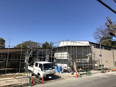 【2021.夏★新園舎完成】堺市南区『槇塚幼稚園』で園舎が建替え工事中です。2021年度に「こども園」になるみたい!: