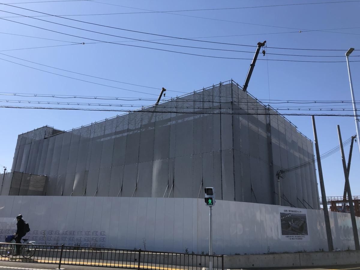【2022年*始動!】堺市美原区が【堺の防災の拠点に!】『堺市総合防災センター』が来年ついに始動!!: