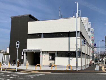 【2021.1/4(月)オープン★】堺市南区・栂美木多駅前に定期使用と一時使用ができる便利な『栂・美木多駅前南第1自転車等駐車場』がオープン♪: