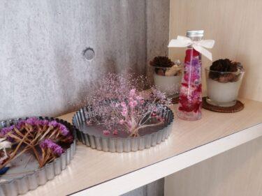 【いよいよ明日オープン★】堺市北区金岡町に映え写真が撮れるカフェ『dry flower cafe CoCo』がオープンします!: