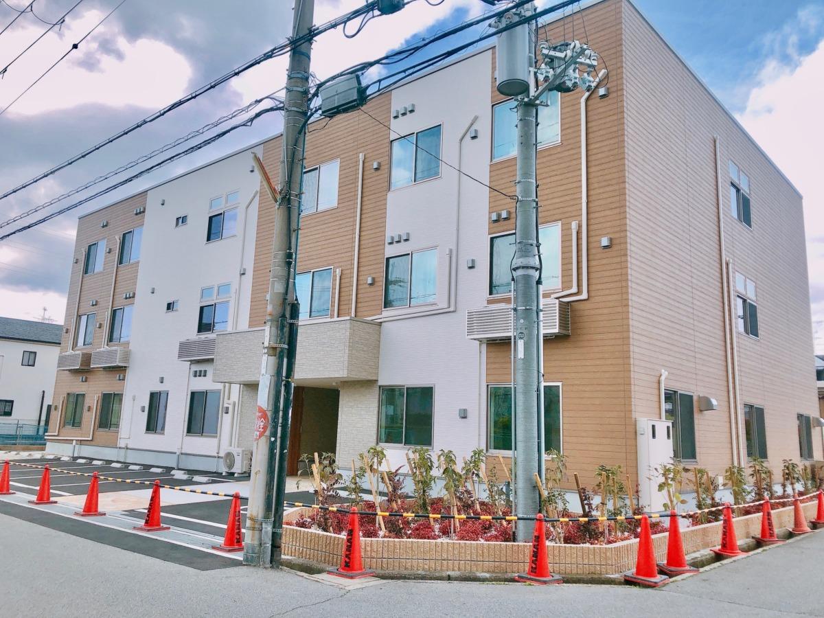 【2021.4/1オープン予定☆】松原市・天美我堂にサービス付き高齢者向け住宅 『 彩乃里』が開設されます!:
