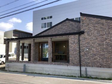 【新店情報っ!】堺市南区・アクロスモール泉北の近くに、レンガ造りのカフェができるみたい!: