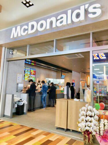 【2021.4/3オープンしました☆】お待たせしました♪堺東のジョルノ1Fに『マクドナルド 堺東駅前店』がオープンしたよ♪@堺市堺区: