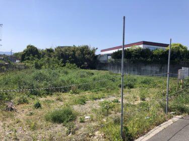 【新店情報!】泉北2号線の「万代 堺大庭寺店」の向かいの更地にできるのは・・・?: