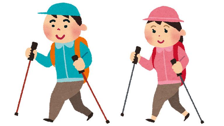 【2021.6/4(金)開催予定☆】河内長野市・天見公民館にて『ノルディックウォーキング』が開催されます!: