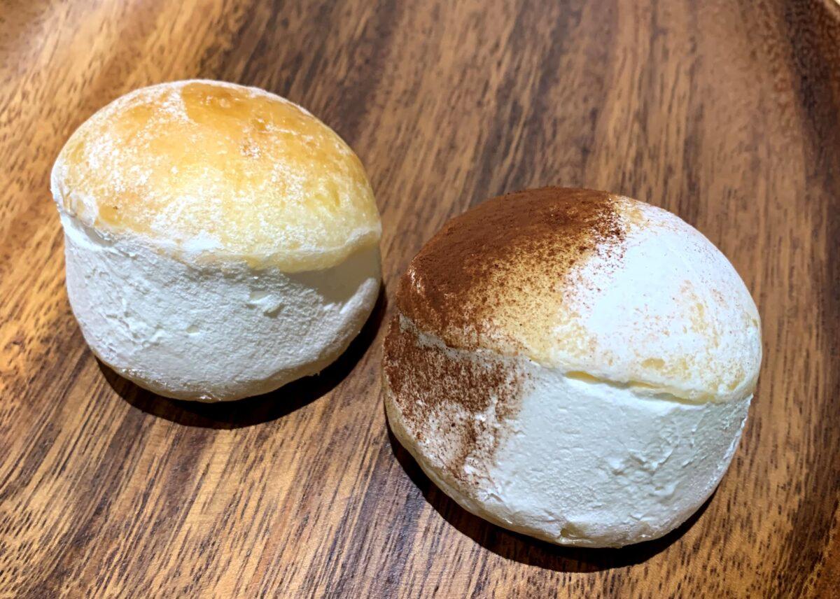 """人気沸騰中♪今トレンドのスイーツパン""""マリトッツオ""""が大阪狭山のおしゃれなカフェ&パン屋さん『BREAD&(ブレットン)』にあるよ♪アイスバージョンも♡【堺・南河内で食べられるマリトッツオ特集】:"""