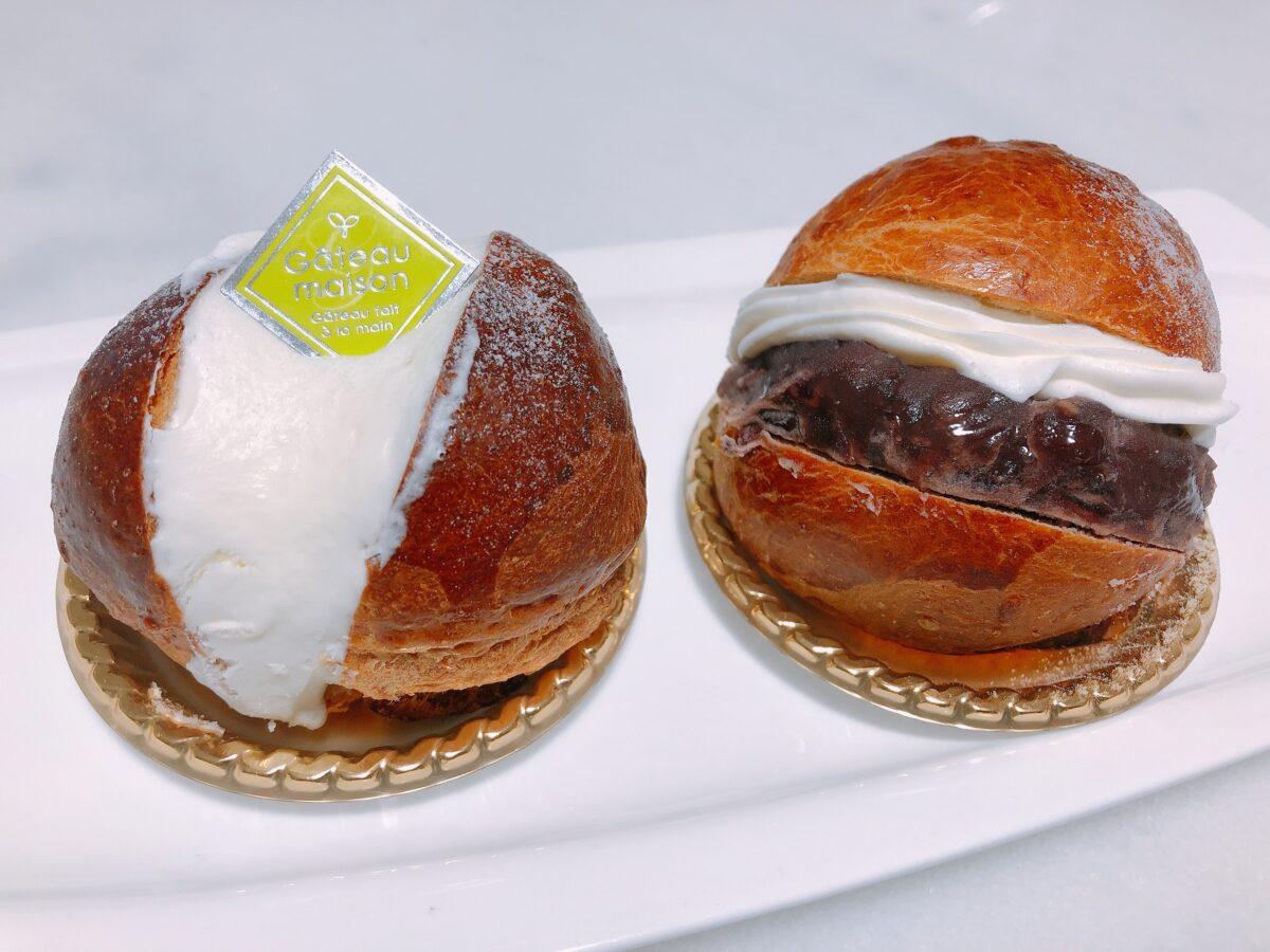 """今話題の""""マリトッツォ""""河内長野でも見つけたよ♪『Cafe&Restaurant ふたば』で2種類買ってきました♡【堺・南河内で食べられるマリトッツォ特集】:"""