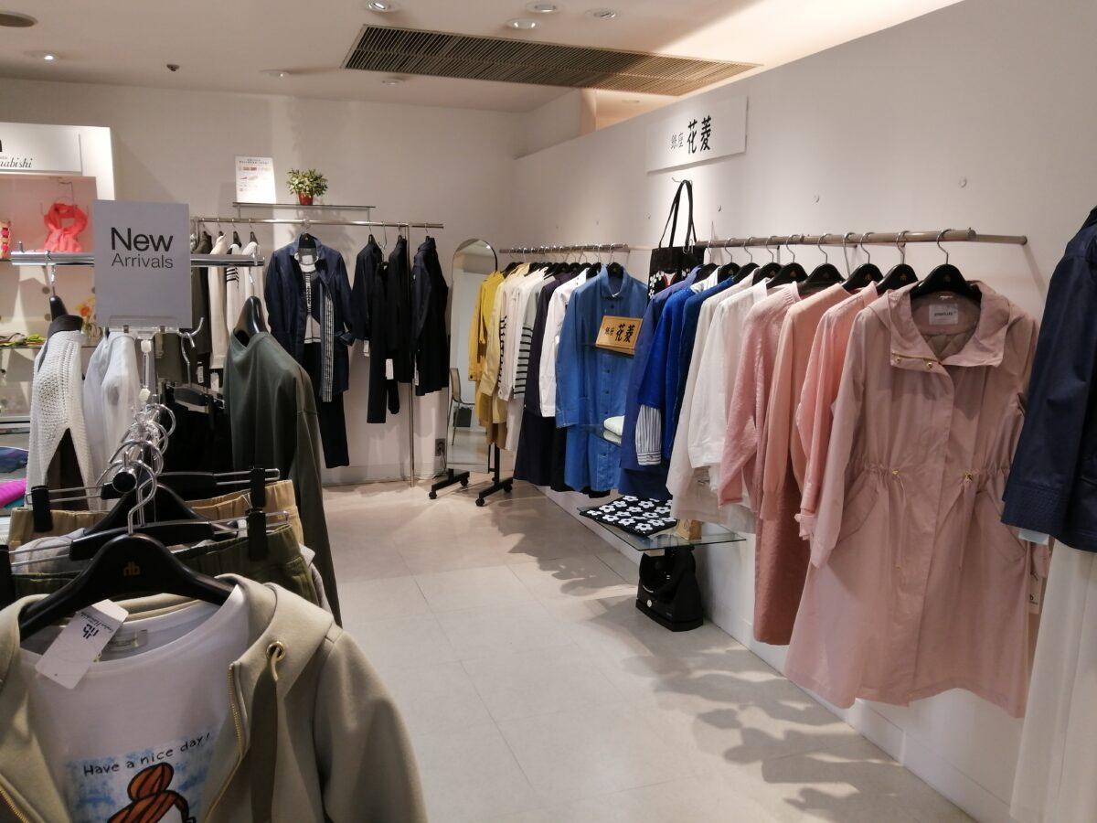【新店情報】堺区・堺東駅前の堺高島屋5階にレディースファッションのお店『銀座花菱』がオープンしていますよ!: