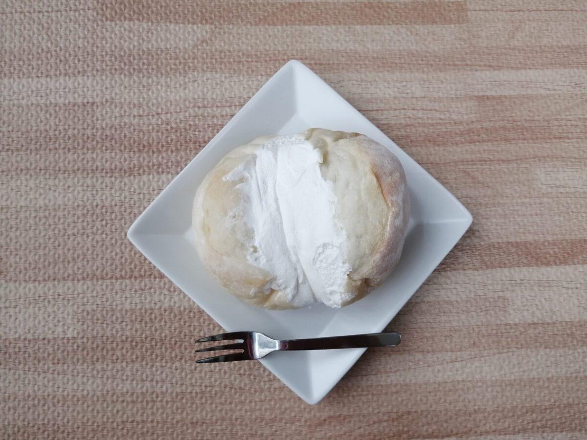 堺市中区深阪・BIGサイズのマリトッツォを発見♪大きくてもあっさりクリームでパクパクいける!『Fruitier Plus(フリュティエプラス)』のマリトッツォ♡【堺・南河内で食べられるマリトッツォ特集】:
