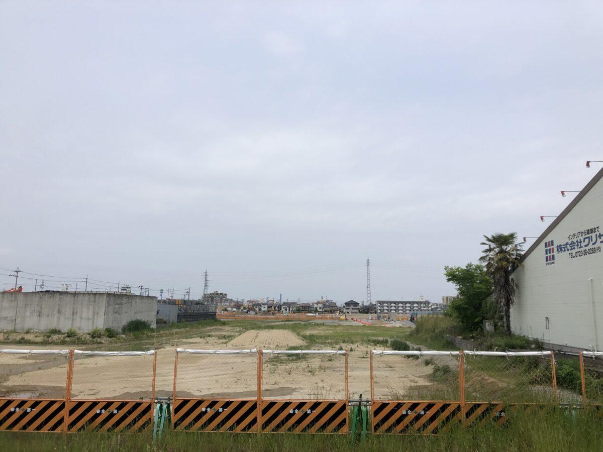 【イオンタウン松原★開店情報】九州の大型DIYホームセンター『ハンズマン』のオープンが2023年になったみたい・・・。: