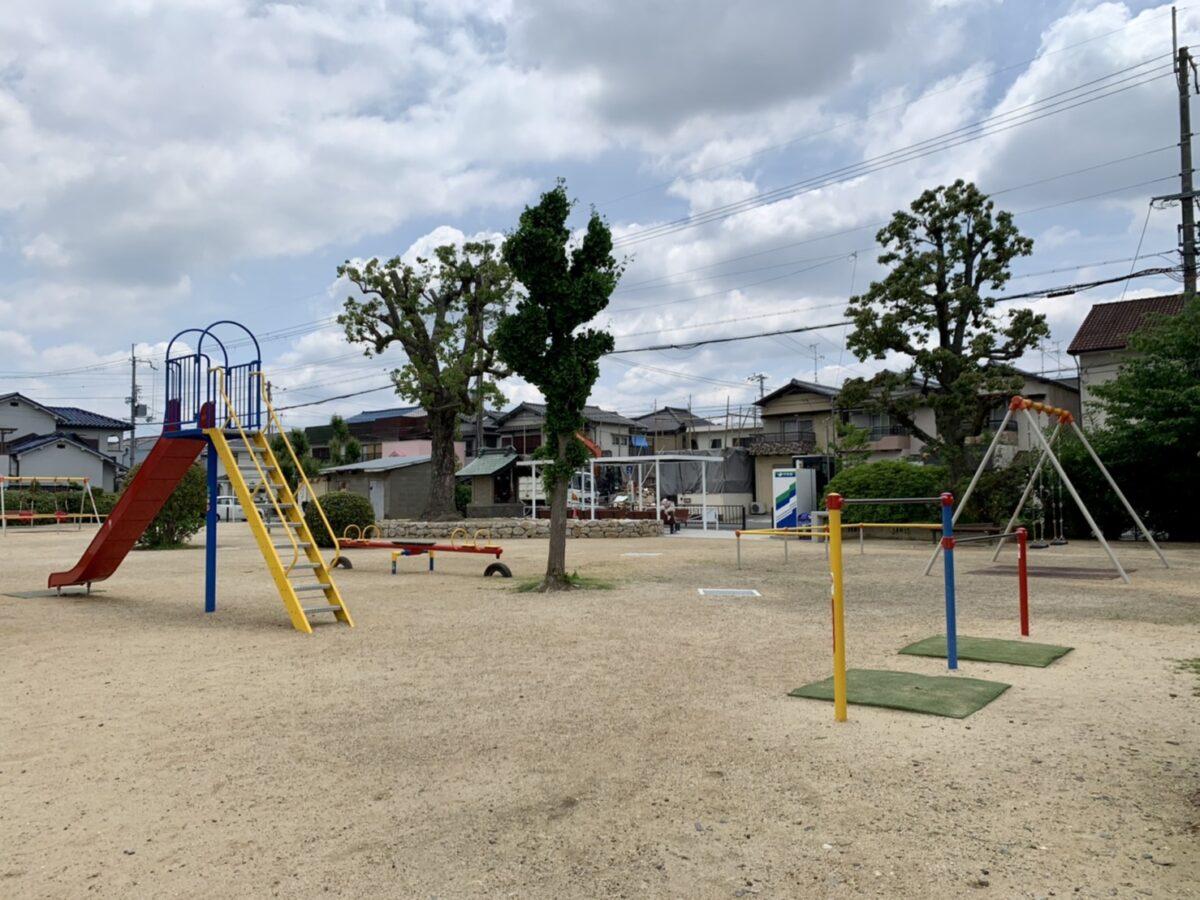 【2021.4月リニューアル完了★】堺市東区にある『東初芝公園』が小さな子どもでも楽しめる遊具がいっぱいの楽しい公園にリニューアルしているよ♪: