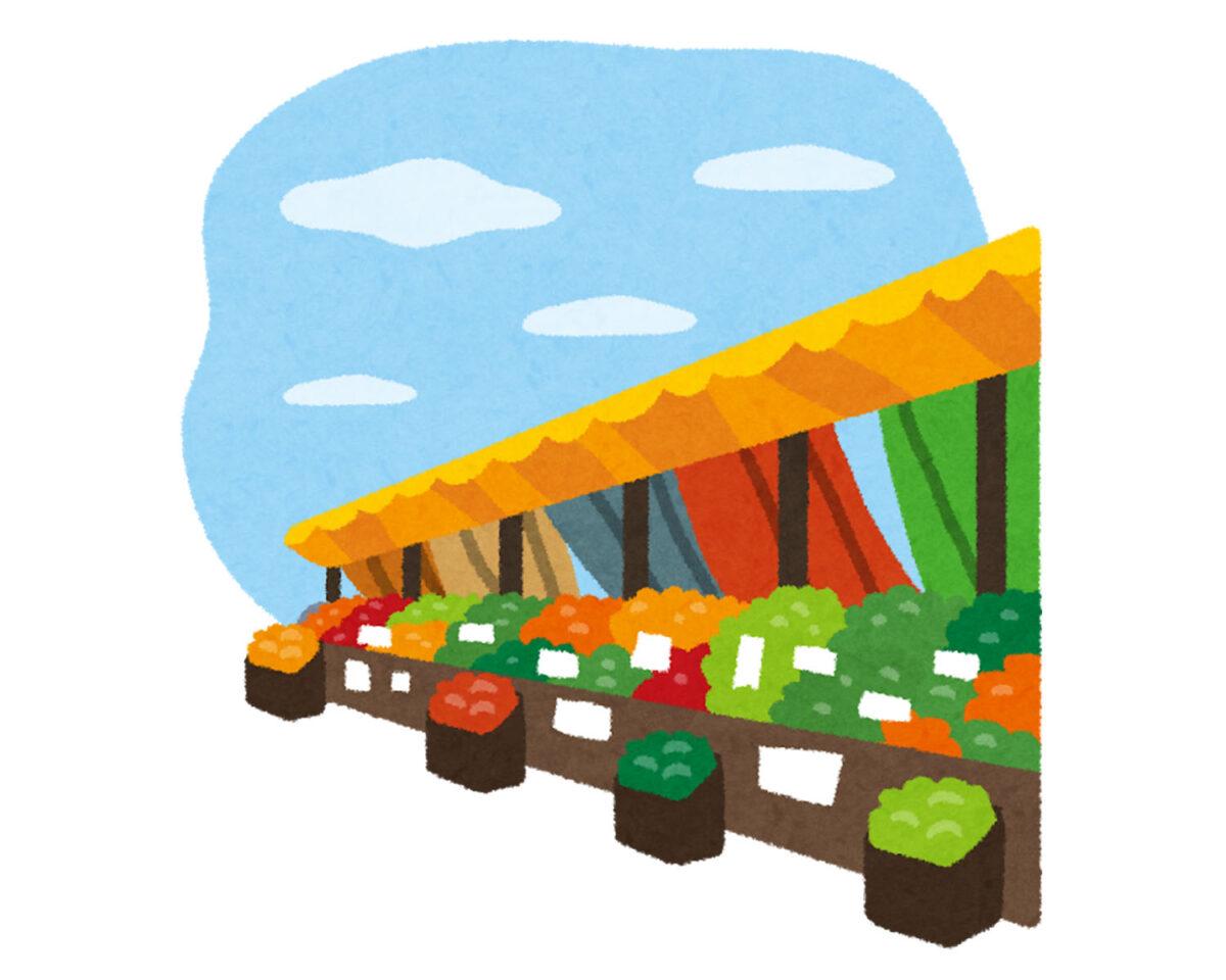 【2021.6/25(金)開催予定☆】藤井寺市・市役所前ふれあい広場にて『トラック市』が開催されます!: