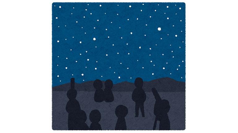 【2021.7/24(土)開催予定☆】大阪狭山市・プラネタリウムと星空観測『天体観望会2021』が開催されます!:
