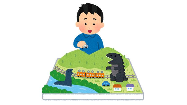 【2021.7/24(土)開催予定☆】大阪狭山市・狭山池博物館にて『わくわくイベント「ジオラマをつくろう」』が開催されます!: