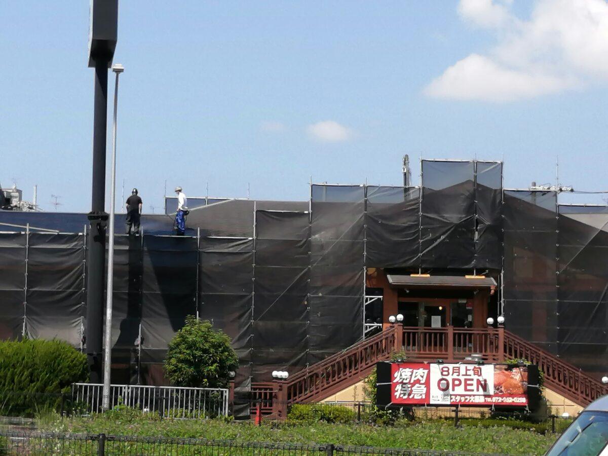 【新店情報】堺市西区・『かごの屋堺もず店』跡地にオープンするのは特急列車が○○を運ぶあのお店!!: