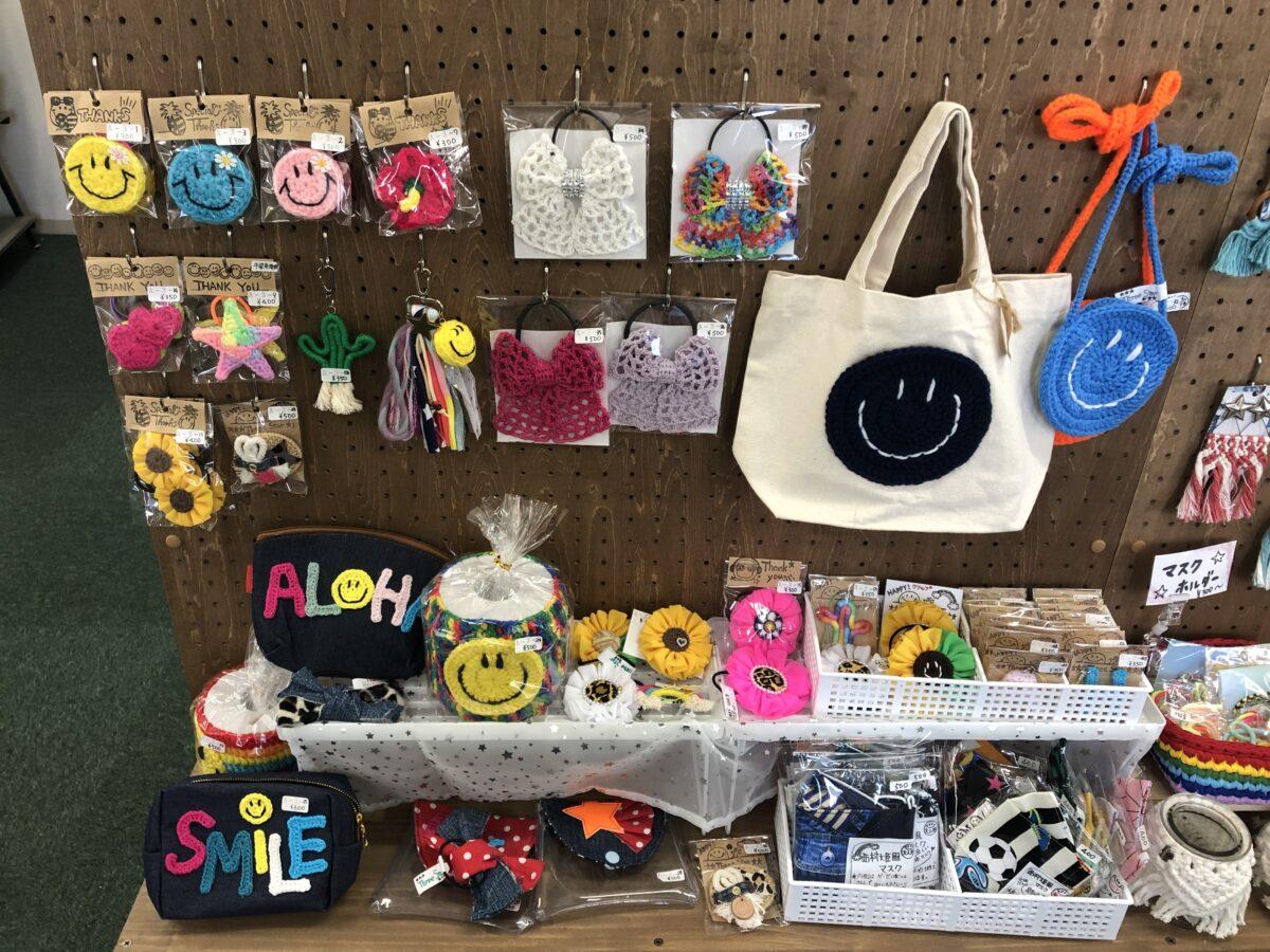 【2021.6/1オープン♪】可愛い手作りアクセなどがズラリ♡堺市中区・深井に『Handmade zakka shop』がオープンしましたよ~!:
