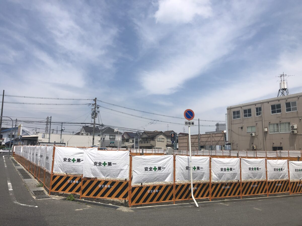 【新店情報っ!!】堺市中区『ライフ深井店』の跡地に何ができるのか・・・?ついに判明しましたっ!!: